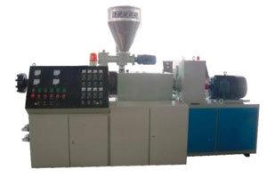SJSZ Series Conical Twin-Screw Plastic Extruder Machine