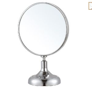 New Product Brass Gold Folding Makeup Bathroom Mirror pictures & photos