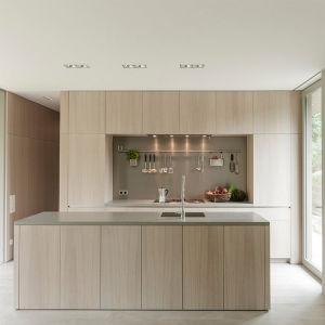 2016 Hot Sales MDF Kitchen Furnitures Kok Skap Mobler Lack Bra Kvalitet Modern Melamine MDF Kitchen Cabinets pictures & photos