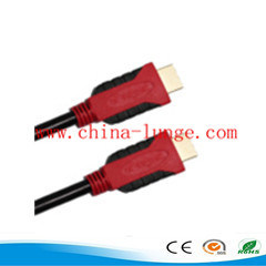 2017 Produced HDMI Cable 19pin pictures & photos