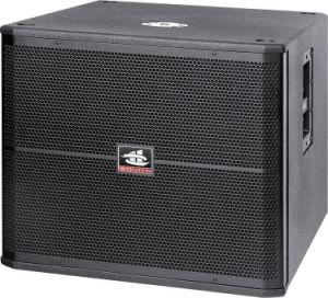 Professional DJ Wooden Speaker Box Outdoor Stage Speaker (Srx-18s) pictures & photos
