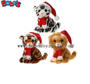 Hot Sale Plush Big Eyes Stuffed Animal Christmas Toy pictures & photos