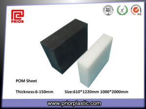 Acetal Plastic Sheet with Good Abrasion Resistance pictures & photos
