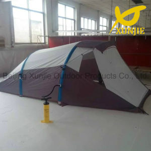 Xunjie Inflatable 6 Person Inflatable Camper Tent pictures & photos