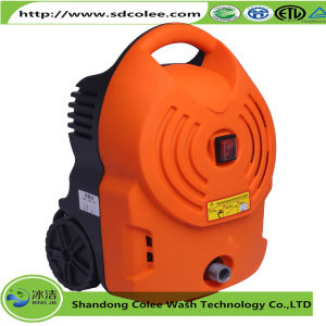 Portable High Pressure Washing Device