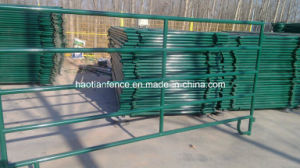5 Rails Green Horse Corral Panel, Cattle Panel pictures & photos