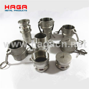 Stainless Steel Camlock Coupling in All Types pictures & photos