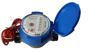Single Jet Dry Dial R160 Water Meter with Pulse pictures & photos