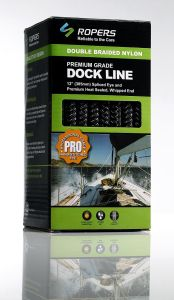 "3/4""X 30′ F21 Dock Line Ropes for Dock&Anchor/Nylon Rope pictures & photos"