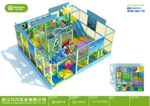 2014 Children Indoor Playground Equipment with TUV and GS Certificate (QQ-30012) pictures & photos