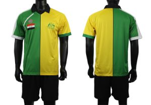 Top Quality Soccer Set, Soccer Jersey and Short Soccer Training Shirt and Short pictures & photos