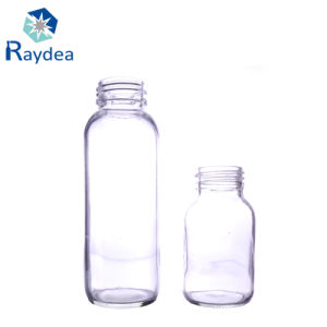 8oz Clear Baby Nursing Bottle with High Quality pictures & photos