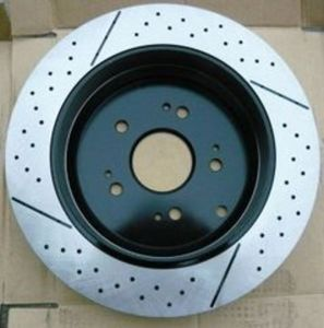 Customized Drawing Design Brake Discs pictures & photos