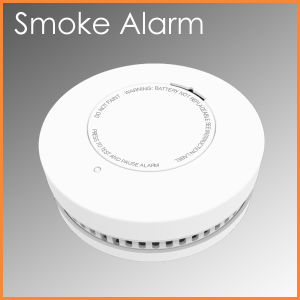 10 Year Long Life Battery Smoke Sensor Alarm (PW-516) pictures & photos