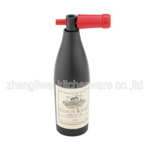 Bottle Shaped Wine Corkscrew (600718) pictures & photos