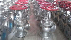 DIN Ductile Iron Globe Valve pictures & photos