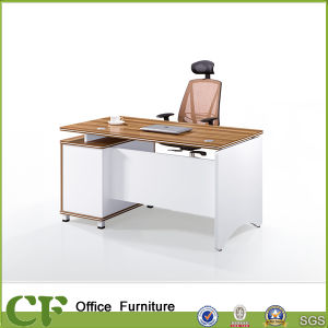 Economical Executive Wooden Office Desk pictures & photos
