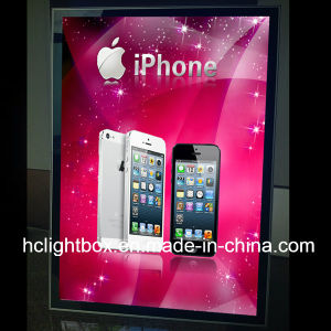 Custom Aluminum Wall Advertising Poster Frame A1 Poster Frame pictures & photos