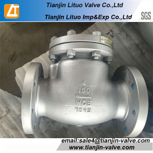 Ductile Iron Flanged Check Valve, Check Valve 8 Inch pictures & photos