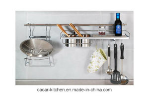 Modern Style Kitchen Accessorie Utensil Rack Hanging Piece Set-A (CCB15) pictures & photos