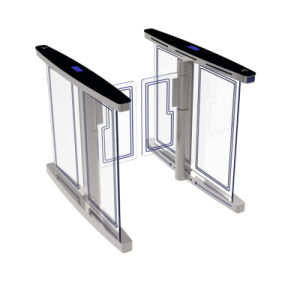 Stainless Steel Slim Speed Gate Turnstile Th-Sg328 pictures & photos