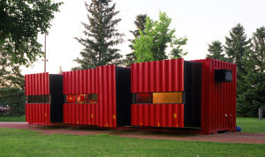Fashion Container Restaurant pictures & photos