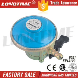 Clip on Type Low Pressure LPG Gas Regulator