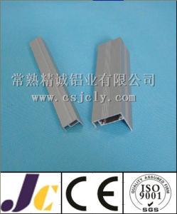 20um Anodized Solar Panel Aluminium Frame with Corner Key Connection (JC-P-82006) pictures & photos