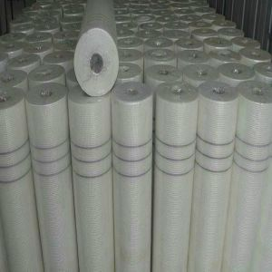 Corrosion-Resistance Plain and Neat Appearance Fiberglass Mesh pictures & photos
