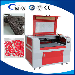 MDF Leather Acrylic CO2 Laser Engraving Cutting Machine pictures & photos