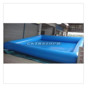 Top Craft Blue Inflatable Swimming Pool From Guangzhou Factory pictures & photos