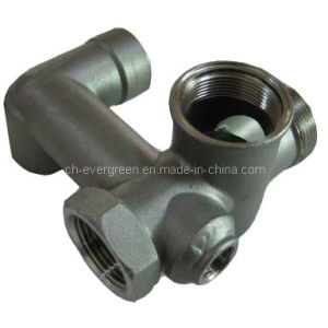 China OEM Precision Steel Mechanical Machined Parts by ISO 9001 pictures & photos