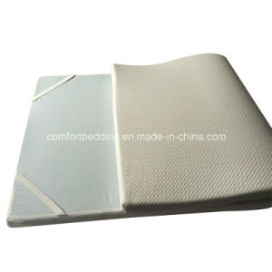Memory Foam Mattress Topper Breathable Material pictures & photos