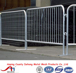 Galvanized Temporary Barricade Fence / Crowed Control Barrier for Sale From China Supplier pictures & photos