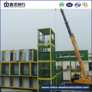 Prefab Flat Pack Container House for Retail Container Shop pictures & photos