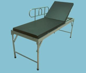 Stainless Steel Medical Examination Table pictures & photos