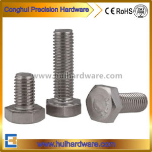 Stainless Steel A4-70/SUS316 Hex Bolt M6*10mm-150mm pictures & photos