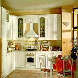 Modern Customised Wooden Kitchen Furniture for Hotel or Home Furniture pictures & photos