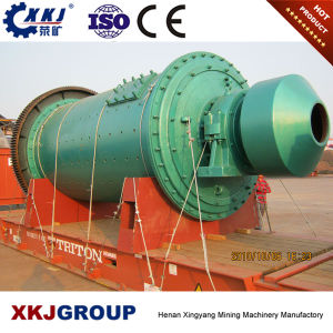 3000tpd Copper Gold Ore Beneficiation Wet Ball Mills with Competitive Price pictures & photos
