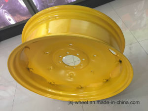 High Quality Wheel Rims for Tractor/Harvest/Machineshop Truck/Irrigation System-14 pictures & photos