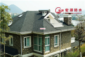 Popular Fish Scale Type Asphalt Shingles for Roof Decorating pictures & photos