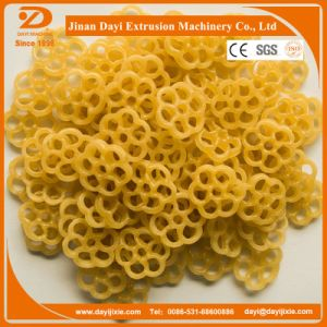 2D and 3D Food Machine Snack Extruder Snack Pellet Production Line with Packing Machine pictures & photos