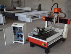 Mach3 Control System Rotary Small Size Router CNC R6090A pictures & photos