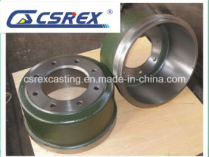 OEM Cast Iron Truck Brake Drum pictures & photos