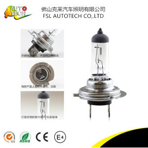 H7 Long Life Span 12V 55W Stainless Steel Base Halogen for Auto pictures & photos
