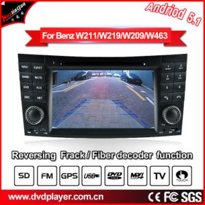 Android 5.1 Car DVD GPS for Benz E/Cls/G Radio Navigation with WiFi Connection pictures & photos