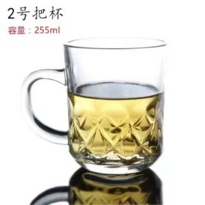Wine Glass Beer Cup Good Quality Tableware Mug Kb-J0097 pictures & photos