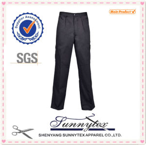 OEM Manufactori Factory Price Workwear Pants Cargo Men Work Trousers pictures & photos