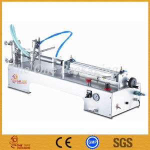 Single Head Liquid Filling Machine/ Liquid Filler pictures & photos