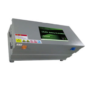 Lithium Solar Storage Battery Pack 48V 100ah pictures & photos